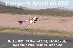 11mb Video Of Hanger 9 Aresti